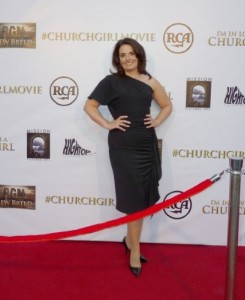 Church Girl premiere